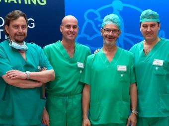 INSTRUCTORS ESPECIALISTES EN CIRURGIA DE LA TIROIDE