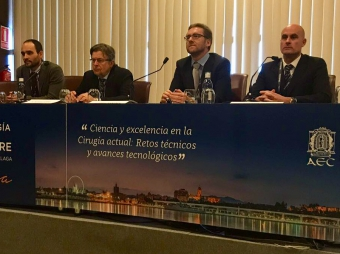 XXI NATIONAL MEETING OF SURGERY. MALAGA 2017