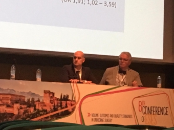 MODERATION OF ROUND TABLE IN THE EUROPEAN CONGRESS OF ENDOCRINE SURGERY