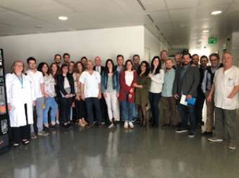 Endocrine Surgery Course for Residents of the SPANISH ASSOCIATION OF SURGEONS. BARCELONA 2019