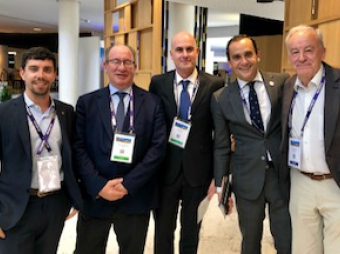 EUROPEAN CONGRESS OF ENDOSCOPIC SURGEONS (EAES)