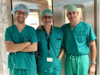 EXPERTS IN ENDOCRINE SURGERY